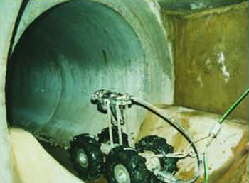 Pipe And Sewer Cctv Survey Inspection